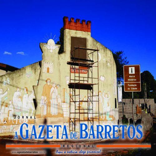 BARRETOS: Monumento Marco Zero passa por revitalização