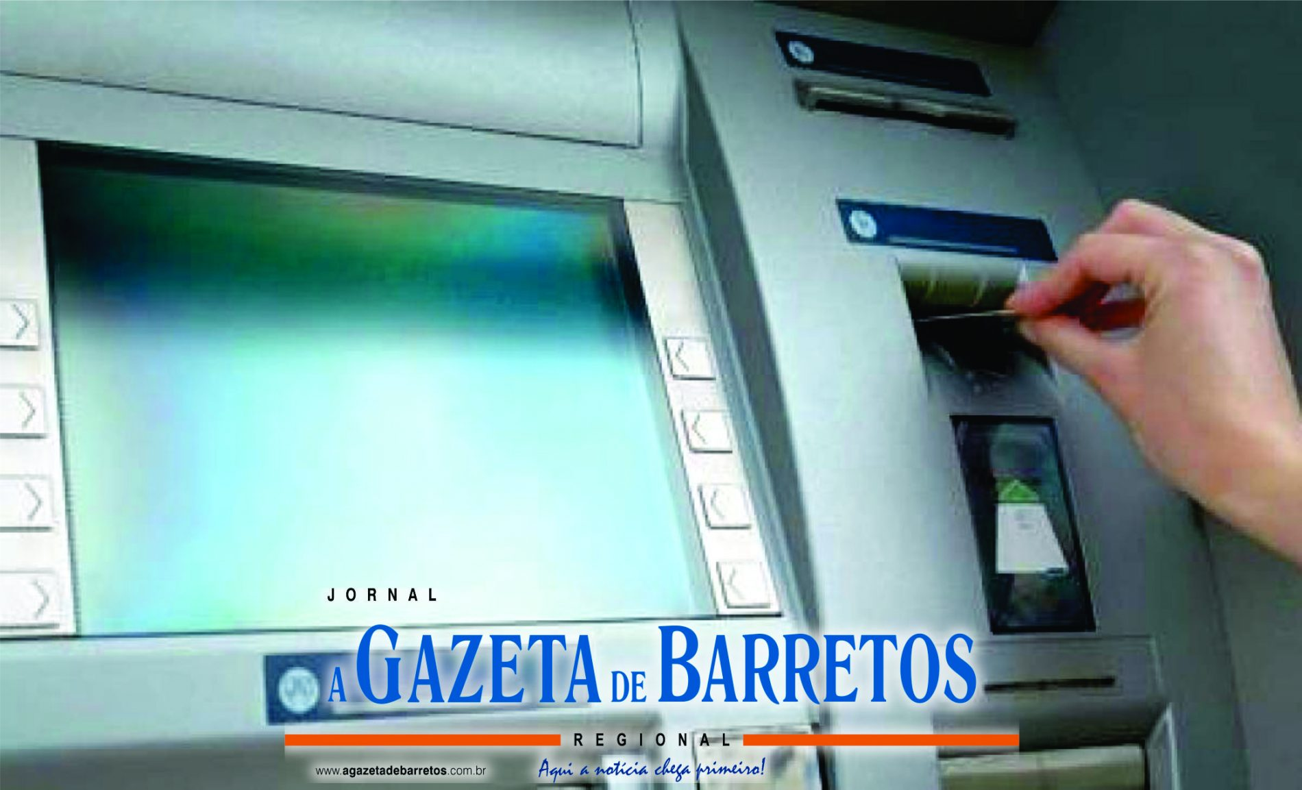 BARRETOS: Aposentada tem três mil reais sacados indevidamente de sua conta bancária