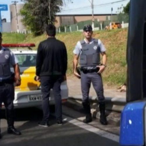 CAMPINAS: Homem é preso ao passar a mão em mulher dentro de ônibus