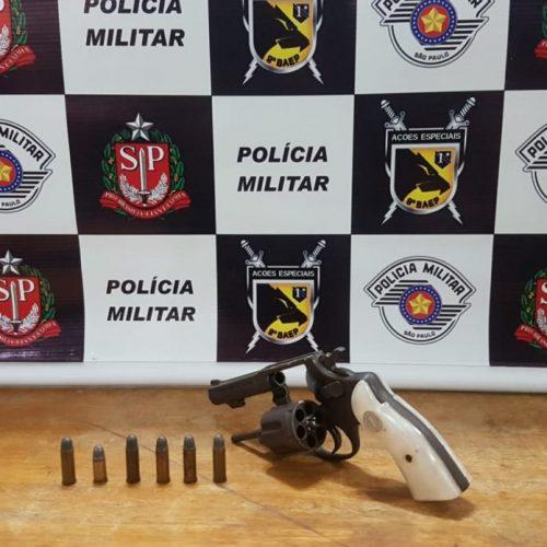 REGIÃO: Homem é preso depois de atirar contra garotas de programa