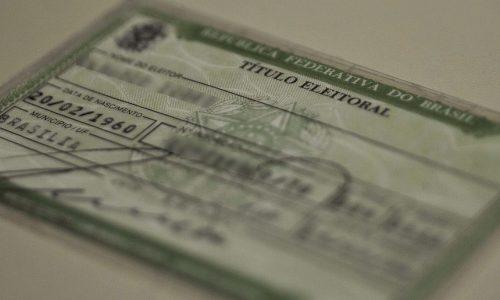 Começou terça-feira (07) a regularização dos títulos cancelados por conta da biometria