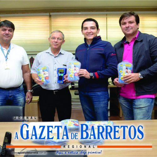 BARRETOS: Associação Barretense dos Animais  recebe 2 mil microchips doados pela Prefeitura