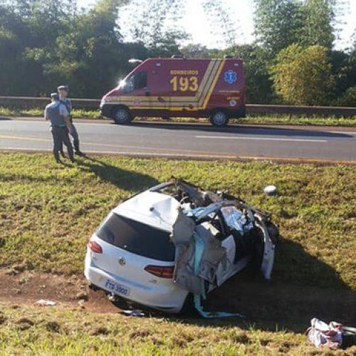 REGIÃO: Motorista jogou uísque fora antes de abandonar amigos feridos após colisão