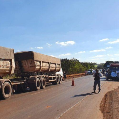 REGIÃO: Duas mulheres morrem em acidente