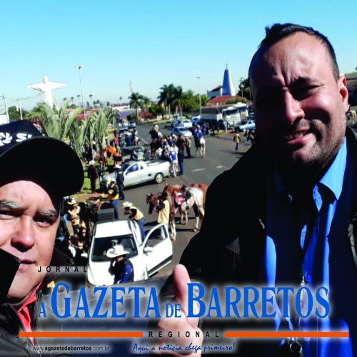 TAIÚVA: Empresários Barretenses ajudam na realização 2ª Cavalgada Beneficente a Santa Casa de Bebedouro que aconteceu Domingo(07)