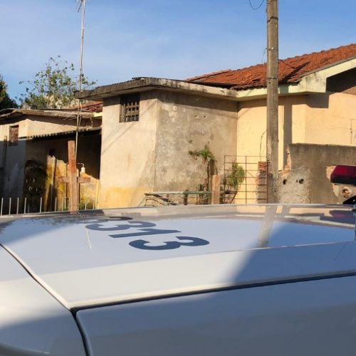 REGIÃO: Idoso de 73 anos é morto a facadas dentro de sua residência