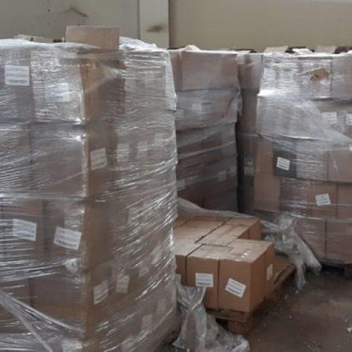 REGIÃO: Dois são presos por suspeita de falsificar 20 mil litros de azeite proibido no país