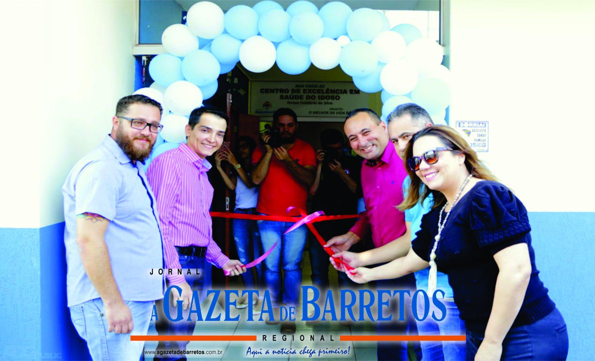 BARRETOS: Instituto Rosentino Bispo moderniza instalações da sede no Nova Barretos e homenageia Solange Lana de Ávila