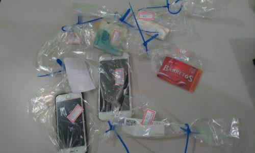 BARRETOS: Barretense vendendo ingresso falso de camarote e com drogas é presa