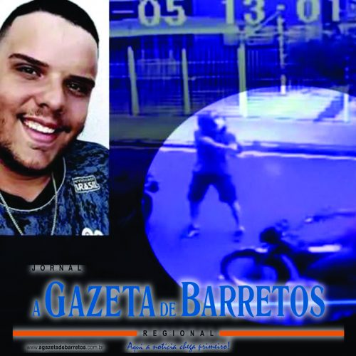 BARRETOS: Procurado pelo crime de homicídio do MOTOBOY(Matheus Marcos da Silva) é PRESO, traficando drogas no bairro Nova Barretos