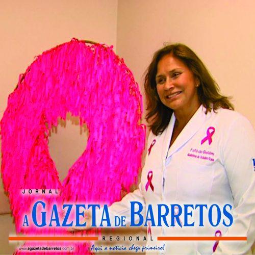 CAMPANHA: Madrinha do 'Outubro Rosa', Fafá de Belém alerta mulheres sobre mamografia: 'É chato, mas tem que fazer'