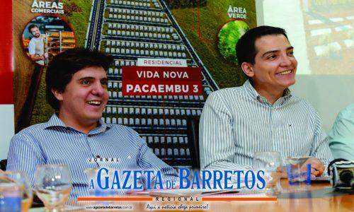 BARRETOS: Vai ganhar mais 537 casas com novo Residencial