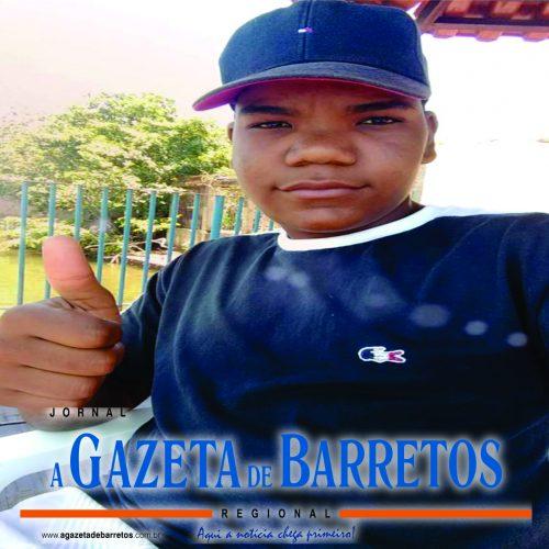 GUAÍRA: Adolescente é morto com tiro na cabeça