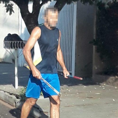 REGIÃO: Cão é morto a golpes de facão por policial aposentado