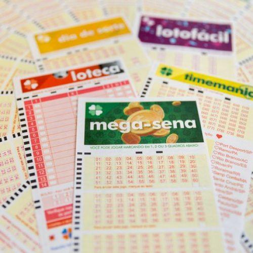 LOTERIAS: Governo autoriza a Caixa a reajustar preço das apostas; Mega-Sena custará R$4,50