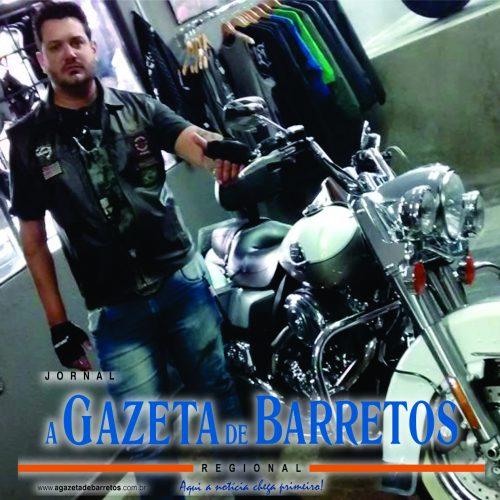 BARRETOS: Motociclista morre após sofrer queda da moto na Avenida 15 com as Ruas 8 e 12