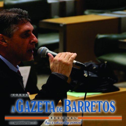 BARRETOS: Deputado Sebastião Santos protocola emendas no orçamento de 2020