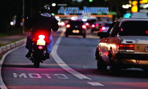 BARRETOS: Furto de moto no bairro Idê Daher