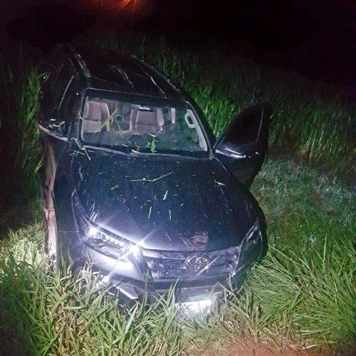 BARRETOS: Policiais Militares recuperam caminhonete roubada