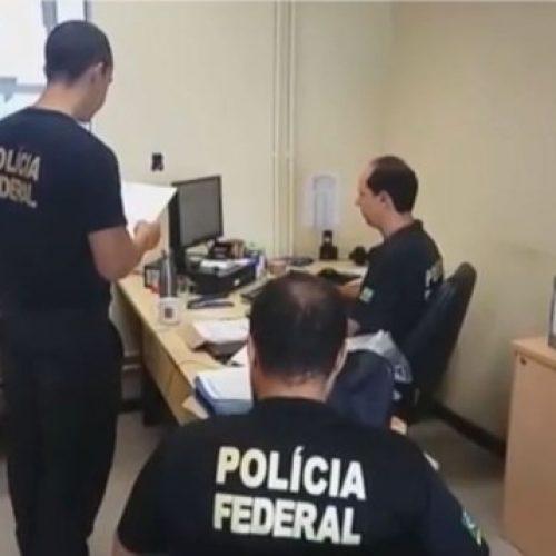 REGIÃO: PF prende gerente da Caixa suspeito de manter esquema de extorsão em MG; empresário também é detido