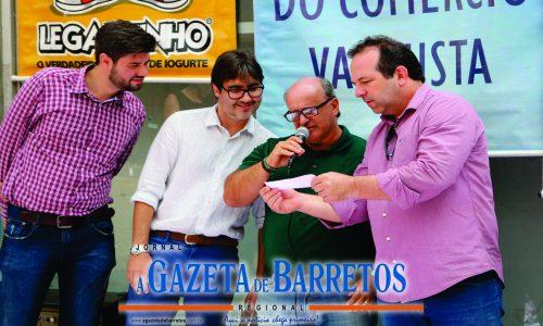 BARRETOS: Conheça os ganhadores da Campanha Natal Encantado da ACIB