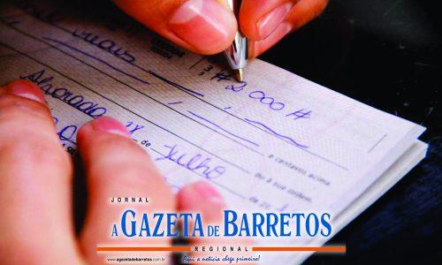 BARRETOS: Enfermeira tem cheques emitidos indevidamente em seu nome