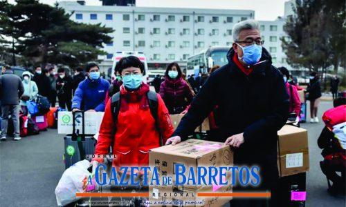 Número de mortos pelo novo coronavírus na China chega a 1,6 mil