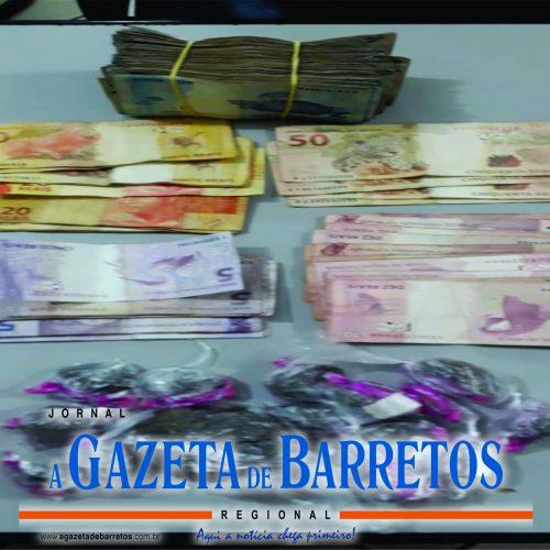 BARRETOS: Mulher é presa traficando drogas no bairro Zequinha Amêndola