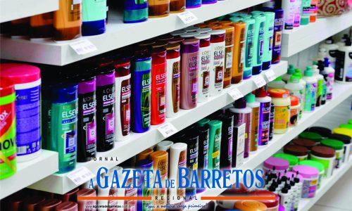 BARRETOS: Furto em perfumaria no centro da cidade