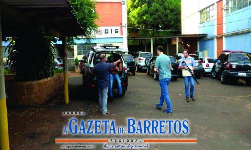 """BARRETOS: Policiais da DIG de Barretos prendem autor do homicídio do caso """"pet shop"""""""