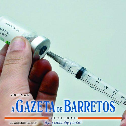 BARRETOS: Vacina contra gripe está disponível e todas UBSs e no Postão