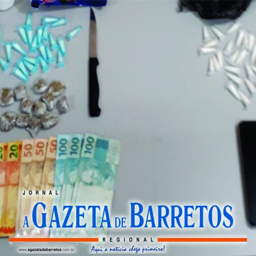 BARRETOS: Homens são presos em operação policiais e mulher e desconhecidos tentam atrapalhar ação dos Militares