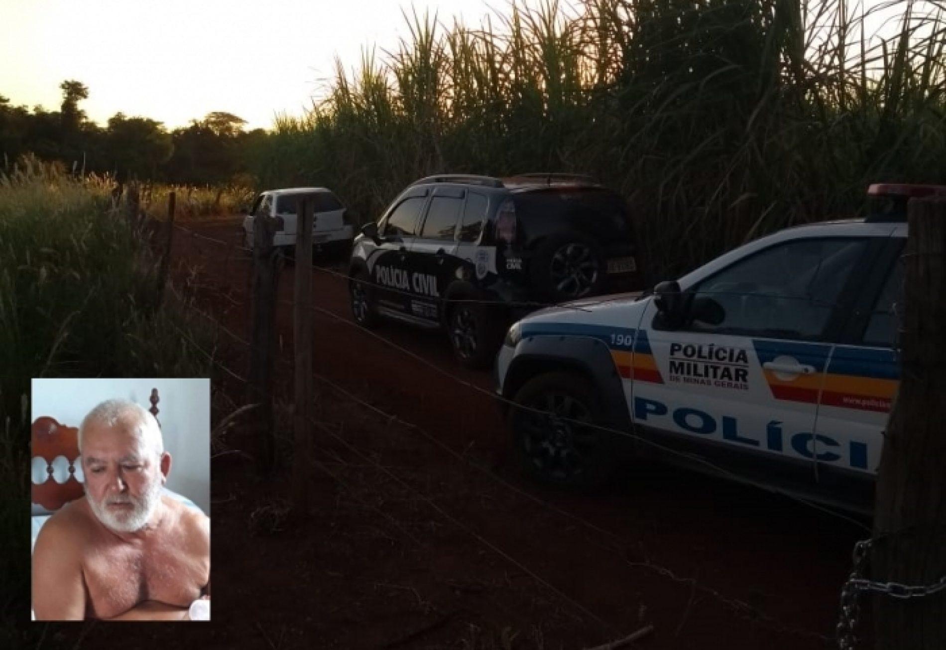 COLÔMBIA: Corpo de idoso é encontrado com perfurações no Rio Grande