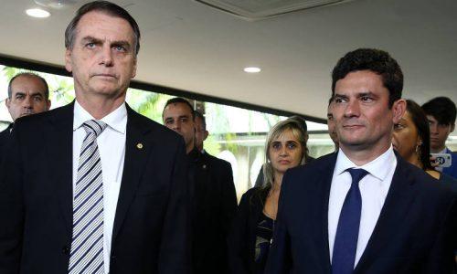 Moro pede demissão após troca na PF, e Bolsonaro tenta reverter