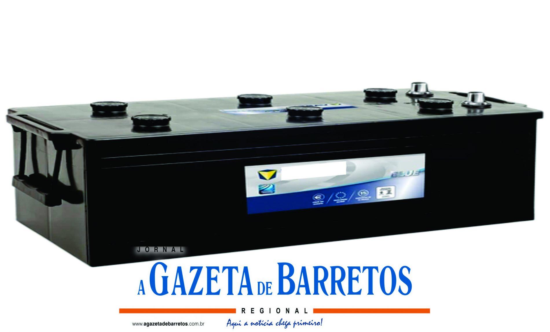 GUAÍRA: Homem é preso após ter furtado bateria de ônibus estacionado na via pública