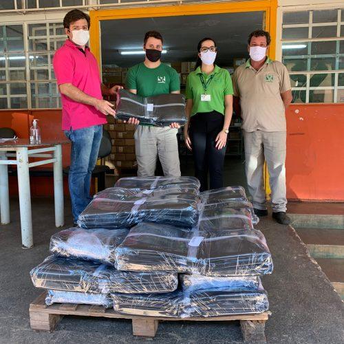 BARRETOS: Empresas, instituições e pessoas fazem doações para o combate a Covid-19