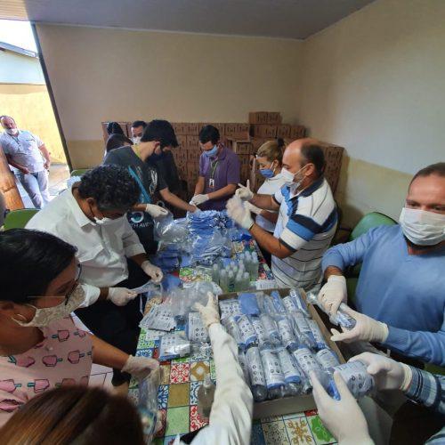 BARRETOS: Máscaras e álcool em gel serão distribuídos a famílias vulneráveis de Barretos