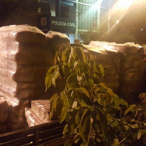 BARRETOS: Comerciante é preso e Policia Militar localiza e apreende carga de feijão furtado