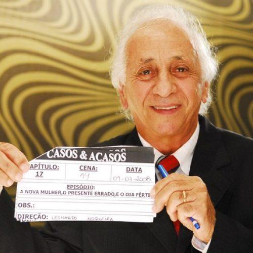 LUTO: Ator Flávio Migliaccio morre em Rio Bonito