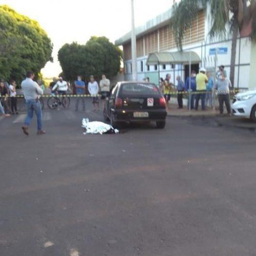 Duplo homicídio é registrado no centro de Guaraci e autor é preso em Rio Preto