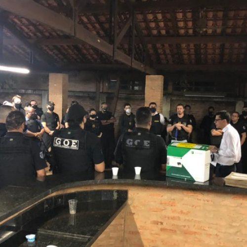 SERRA AZUL: Polícia Civil deflagra operação contra o PCC