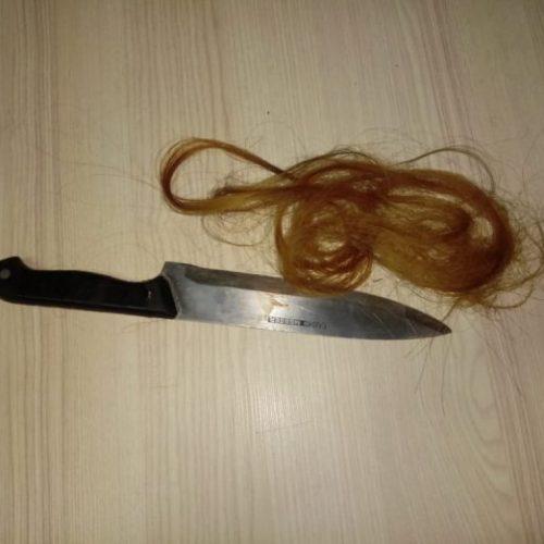 REGIÃO: Mulher esfaqueia o marido por ciúmes e arranca mecha de cabelo da rival