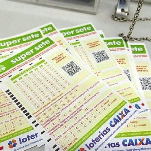 Caixa lança o Super Sete, nova modalidade de loteria
