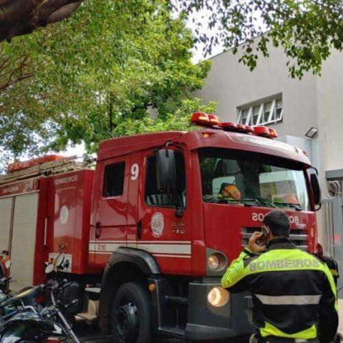 REGIÃO: Incêndio é iniciado na UTI do hospital Beneficência Portuguesa