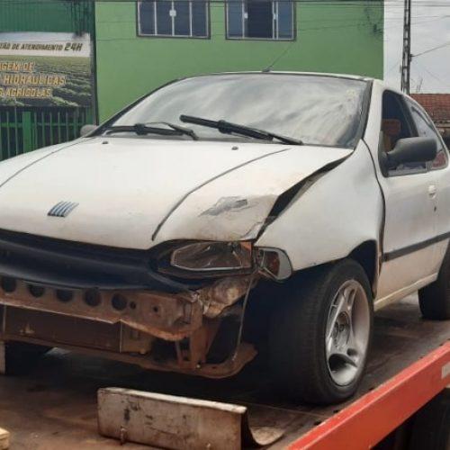 PITANGUEIRAS: Mulher sofre tentativa de homicídio por atropelamento