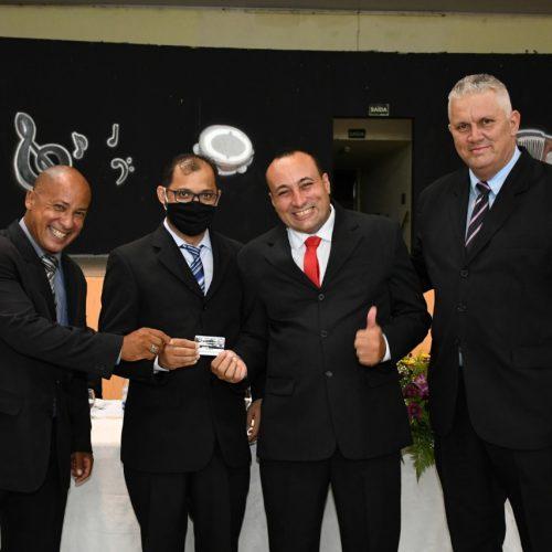 BARRETOS: Presidente e diretoria são empossados no Rio das Pedras