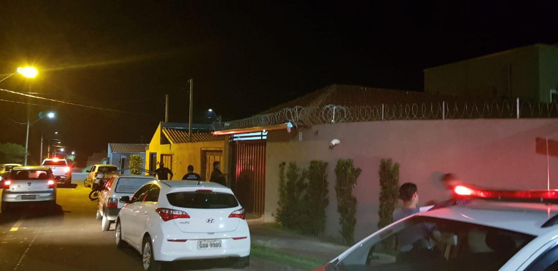 RELATÓRIO FISCALIZAÇÃO COVID-19 Final de semana – Quatro festas clandestinas fechadas