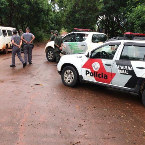 COLÔMBIA: Polícia Ambiental realizou operação na cidade