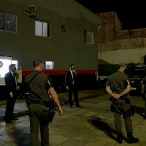 """REGIÃO: Operação do Gaeco prende seis e mira nova droga """"K4"""""""