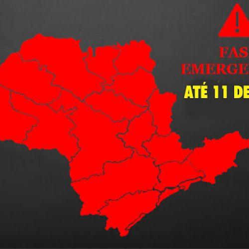 Fase emergencial é prorrogada até 11 de abril; veja como ficam regiões de Ribeirão Preto, Franca e Barretos